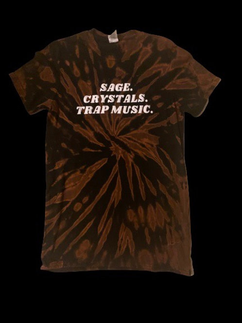 ReFreshed Sage.Crystals.Trap Music Tee
