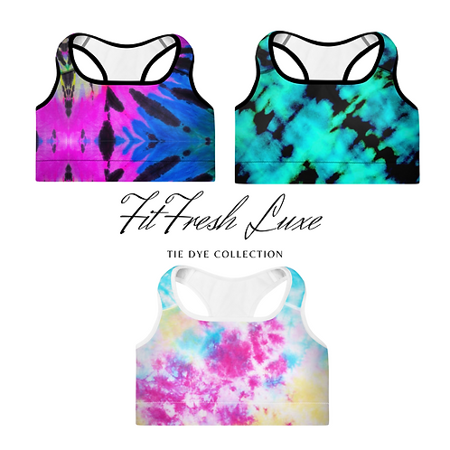 Fit Fresh Luxe Tie Dye Collection