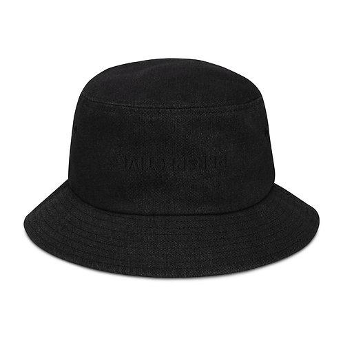 PERSPECTIVE Denim Bucket Hat