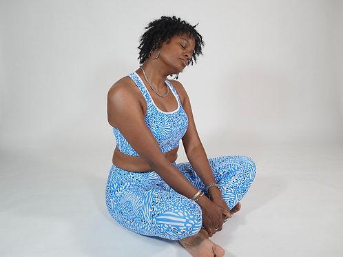 Fit Fresh Luxe Azul Leggings