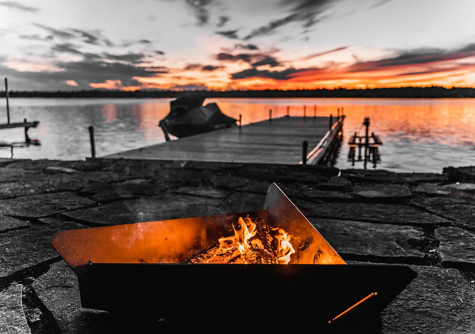 outdoor fire pit company