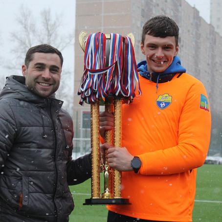 ФК «Зоркий» - чемпион зимнего турнира по футболу «Winter Red Cup».