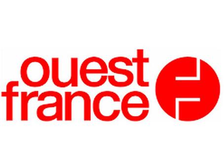 Ouest France parle de la plateforme laval-clickandcollab.fr