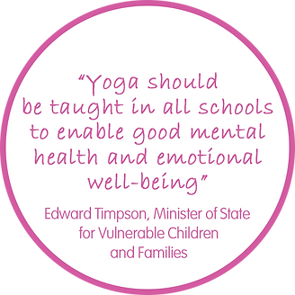 Edward Timpson Why Yoga Should Be Introd