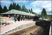 Station Lodge Tulloch