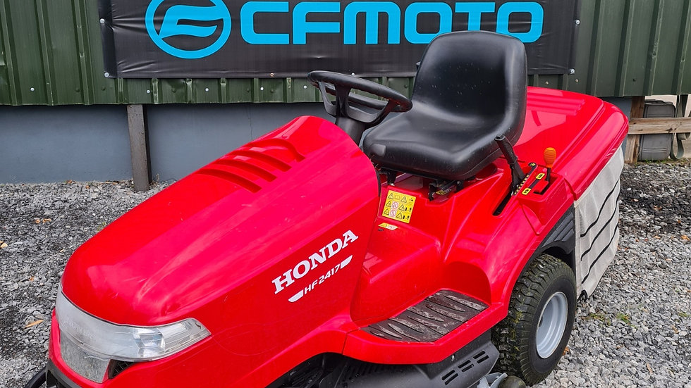 Honda 2417 Lawnmower 2019