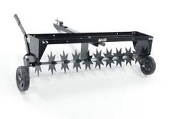 "Agri-Fab 40"" towed spike Aerator 45-544"