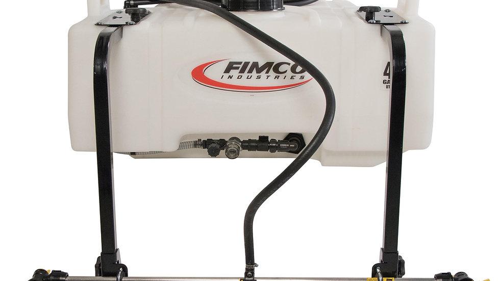 Fimco | UTV Sprayer | 45 Gallon with Boom (30ft) | UTV-45-BL