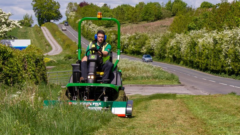 WESSEX FRX-150 OUT FRONT FLAIL MOWER