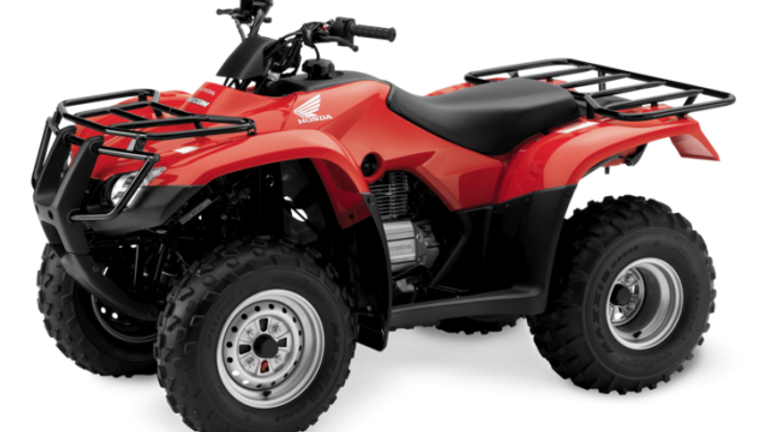 Honda TRX250 ATV
