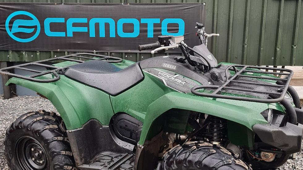Yamaha Grizzly 450 2019 4x4