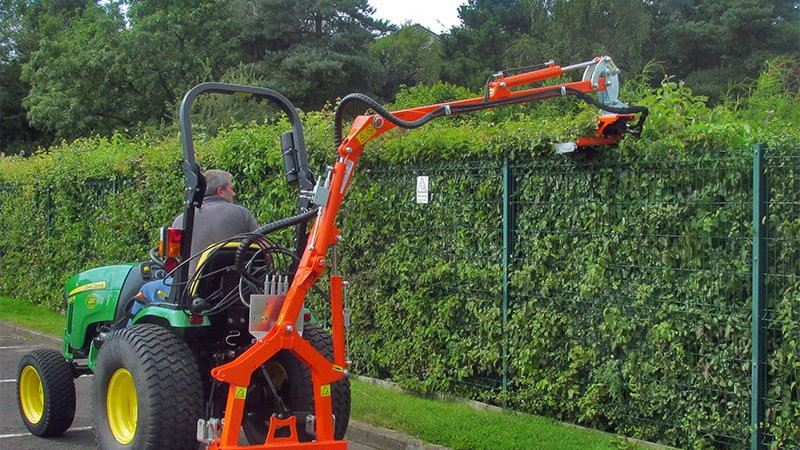 WESSEX CHT SICKLE BAR HEDGE CUTTERS
