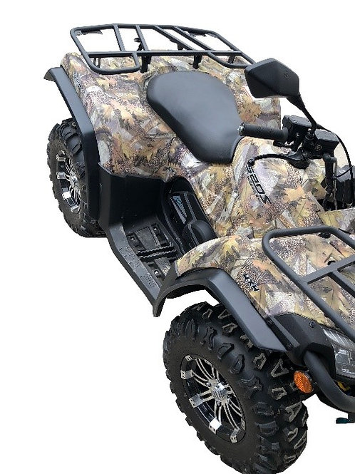 CFORCE/Terrain 450/520 Mudguard extension kit
