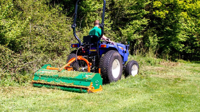 WESSEX WFM TRACTOR FLAIL MOWERS