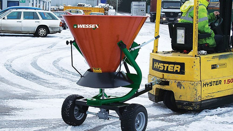 WESSEX FS-270-TP-WK trailed salt spreader