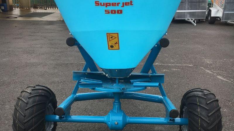Gamberini Super Jet 400 ATV Fertiliser/Salt shaker