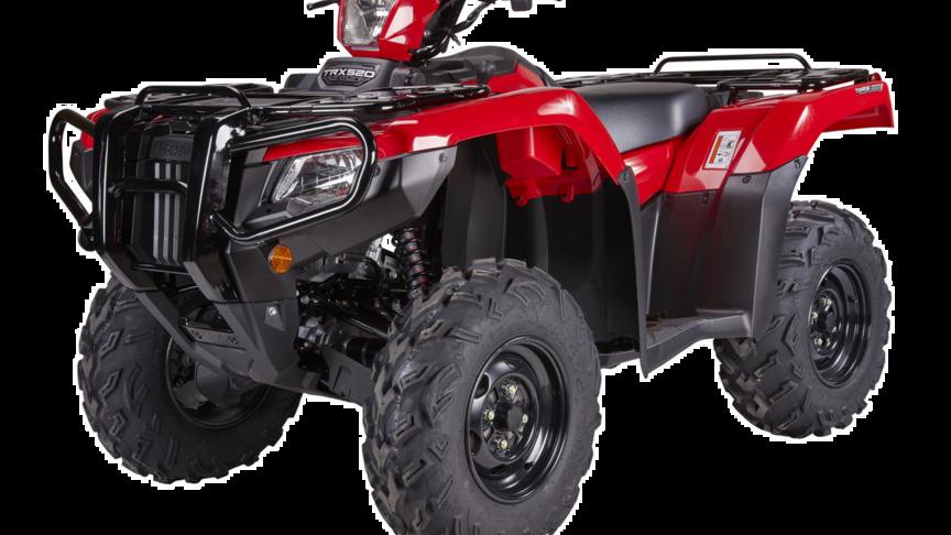 Honda TRX520FM6 ATV 4x4