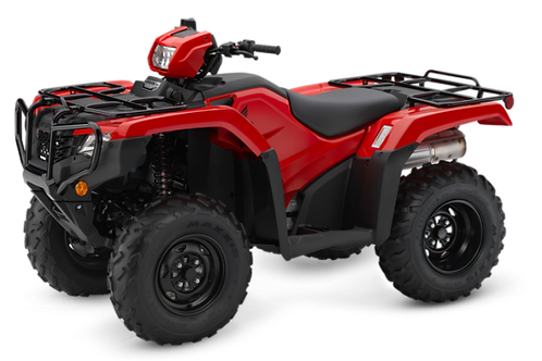 Honda TRX500 ATV 4x4