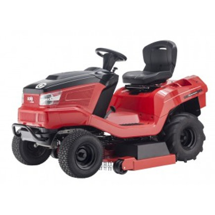 SOLO by AL-KO T22-110 HDH-A V2 Premium High Grass Mulching Tractor