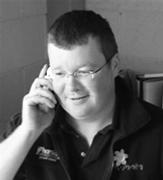 Donncha Beegan Service Manager JFHanley