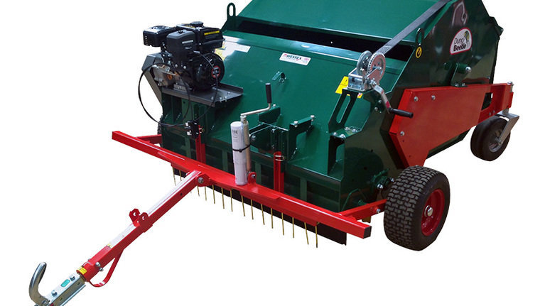 WESSEX MTX-120-E DUNG BEETLE PADDOCK CLEANER