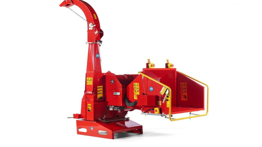 TP250 PTO Tractor Mounted Wood Chipper