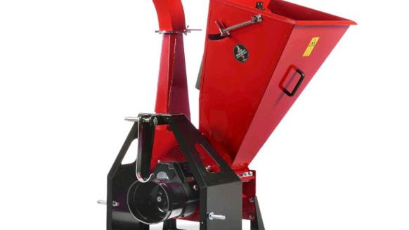 TP100 PTO Tractor mounted PTO Wood Chipper