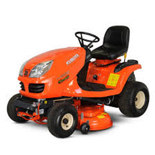 Kubota GR2120S Side discharge