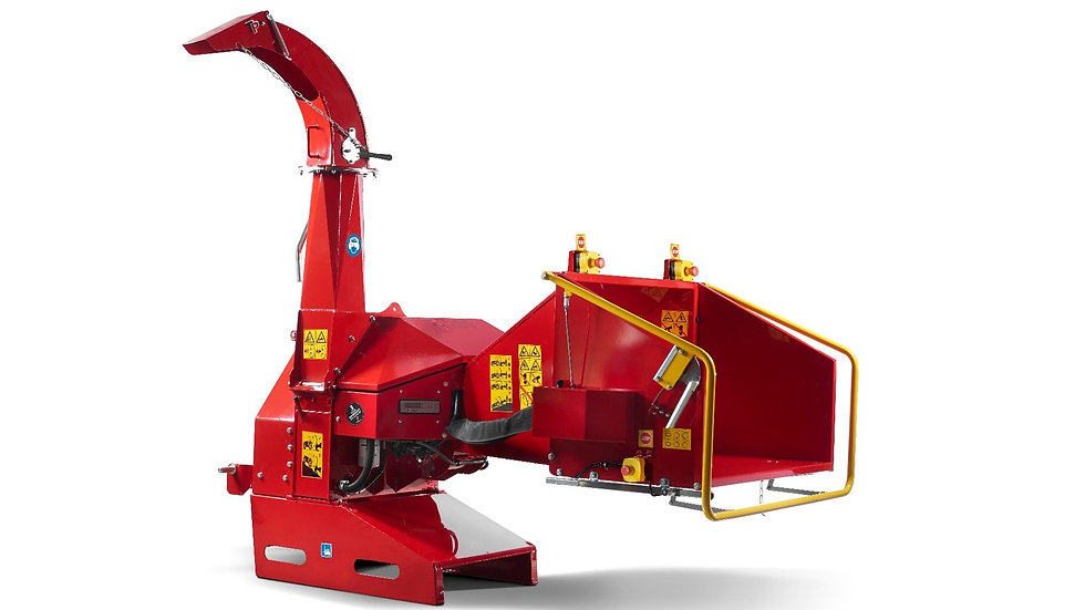 """TP200 PTO Tractor mounted 8"""" PTO Wood Chipper 540/1000 rpm"""