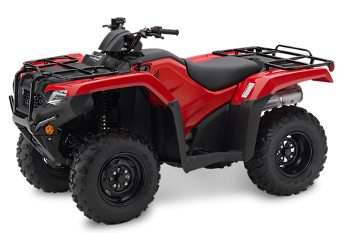 Honda TRX420 ATV 4x4