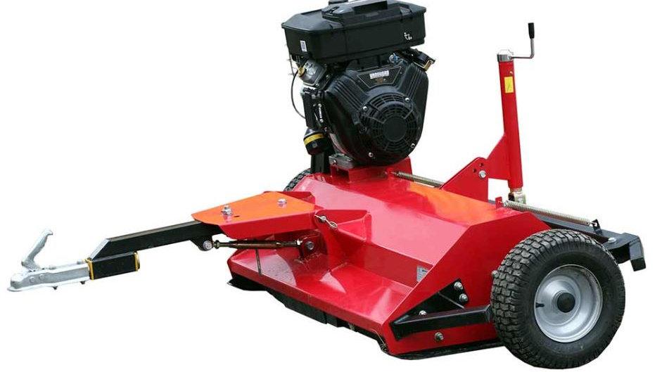 Iron Baltic ATV flail mower Diesel