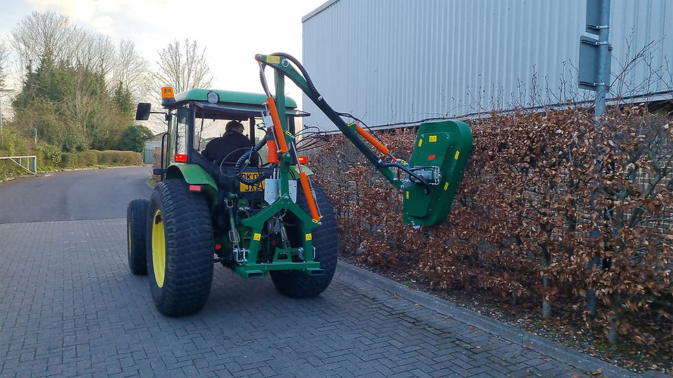 WESSEX CHT-100R ROTARY HEDGECUTTER
