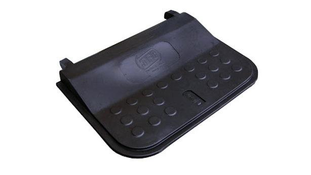 JFC carrier box lockable lid