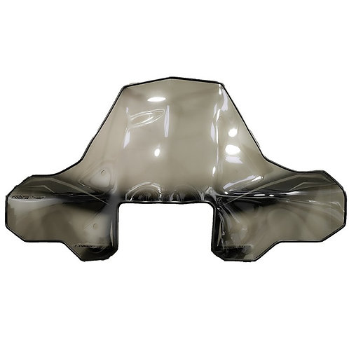 Universal ATV Windscreen with Light Cut Out