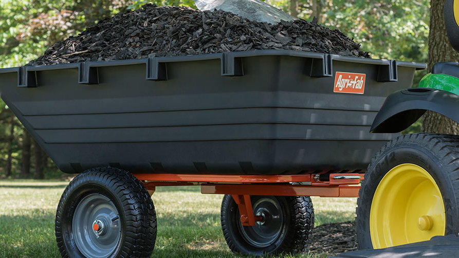 Agri Fab Utility 18 Poly Cart Model 45-0553