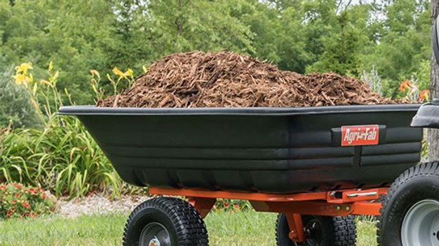 Agri Fab Utility 12 Poly Cart Model 45-0552