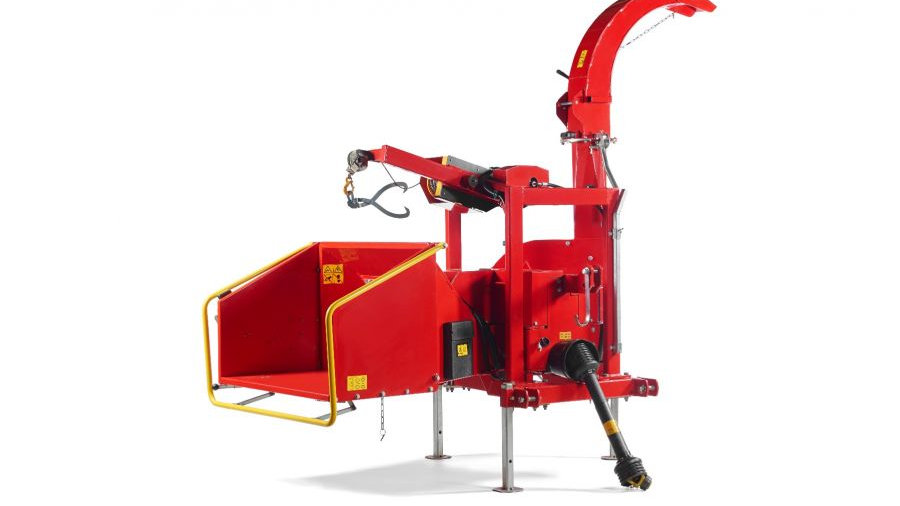 """TP230 PTO Tractor mounted 9"""" Wood Chipper"""