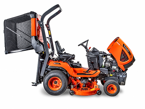 Kubota G231 Low Dump Mower