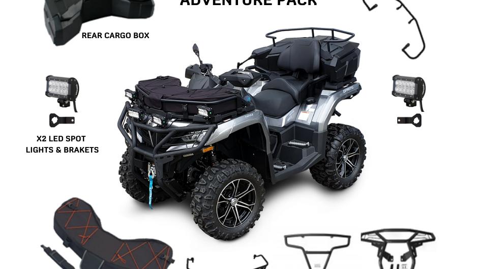 CFMOTO 850/1000 Adventure Pack