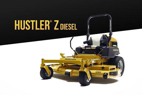 Hustler Z Diesel Zero Turn