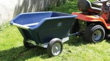 JFC Lawnmower tipper trailer 250ltr
