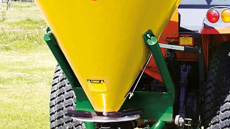 WESSEX FS PTO DRIVEN FERTILISER SPREADERS