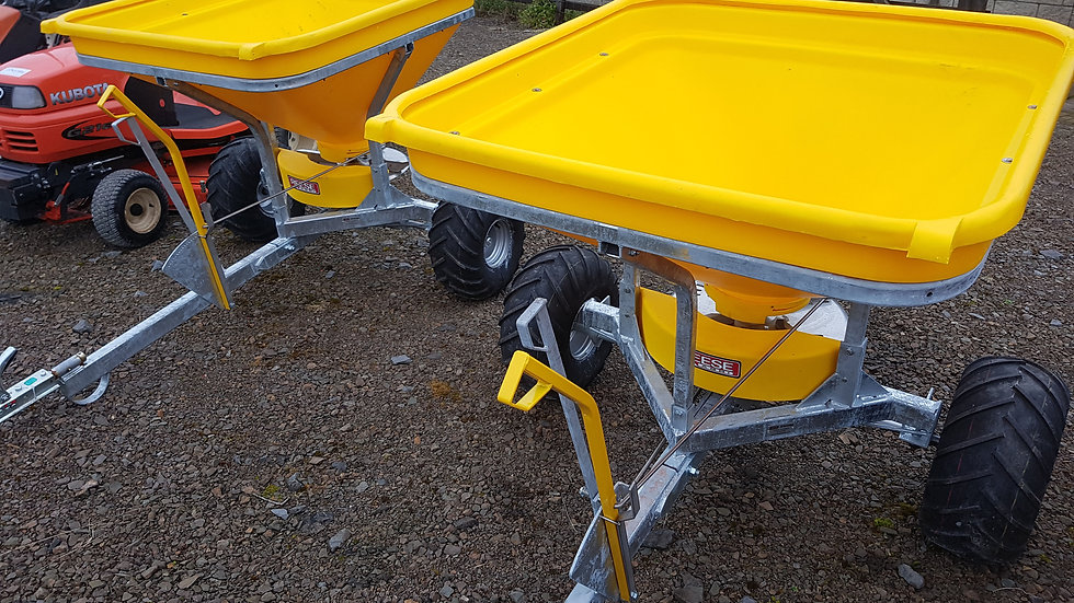 AITCHISON AGRISPREAD SNGE460 ATV Fertiliser/Salt shaker 10 bag