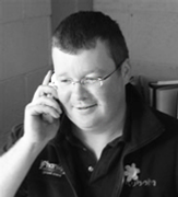 Donncha Beegan, JFHanley Service Manager