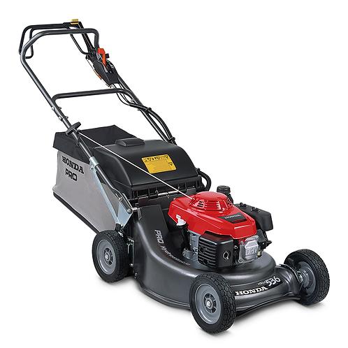 Honda HRH536 HXE Professional Lawnmower