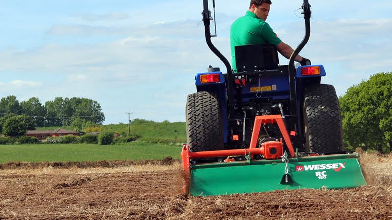 WESSEX RC ROTARY CULTIVATORS
