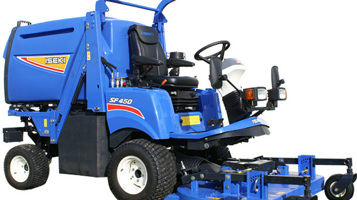 Iseki SF551 Outfront