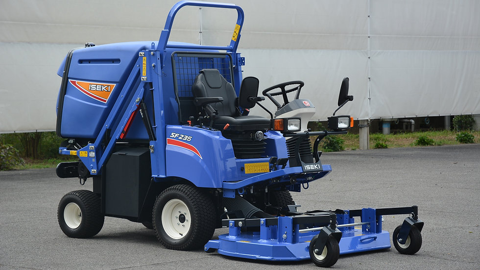 Iseki SF224 Outfront