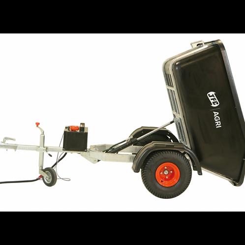 JFC ATV 500T electric tipper trailer