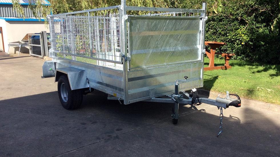 ATV 7'6 x 4'2 road trailer
